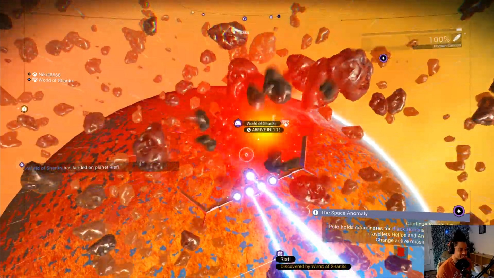 Photo of Look at These Worms in the No Man's Sky Origins Update | Fanbyte Plays