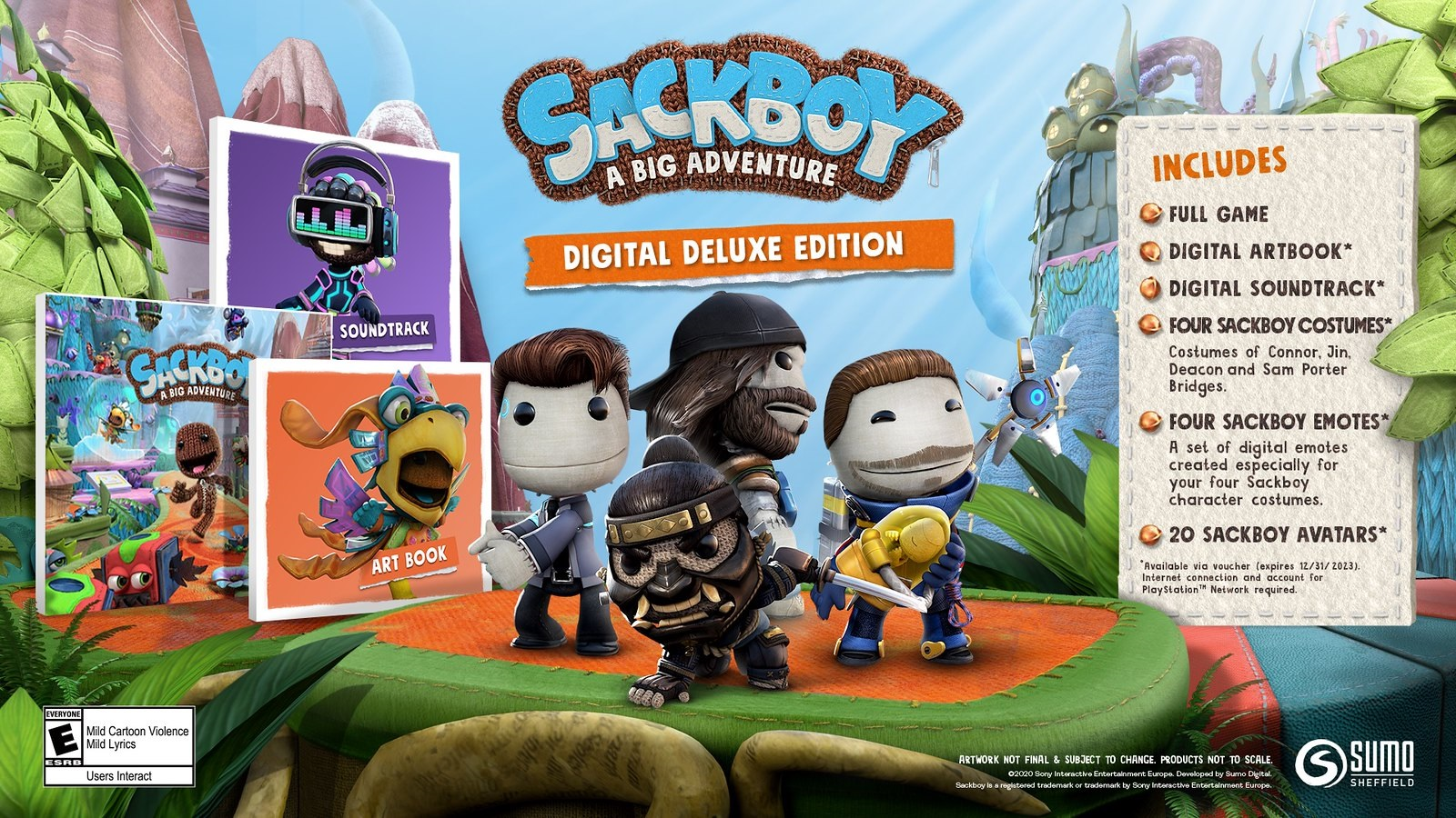 Photo of Norman Reedus Sackboy: A Review