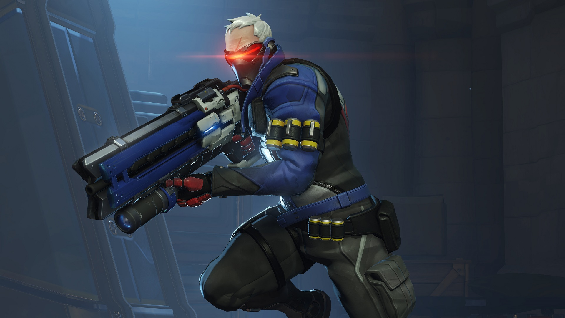 Photo of BlizzConline Is Coming in February, So Show Me the Soldier: 76 Redesign, Blizzard