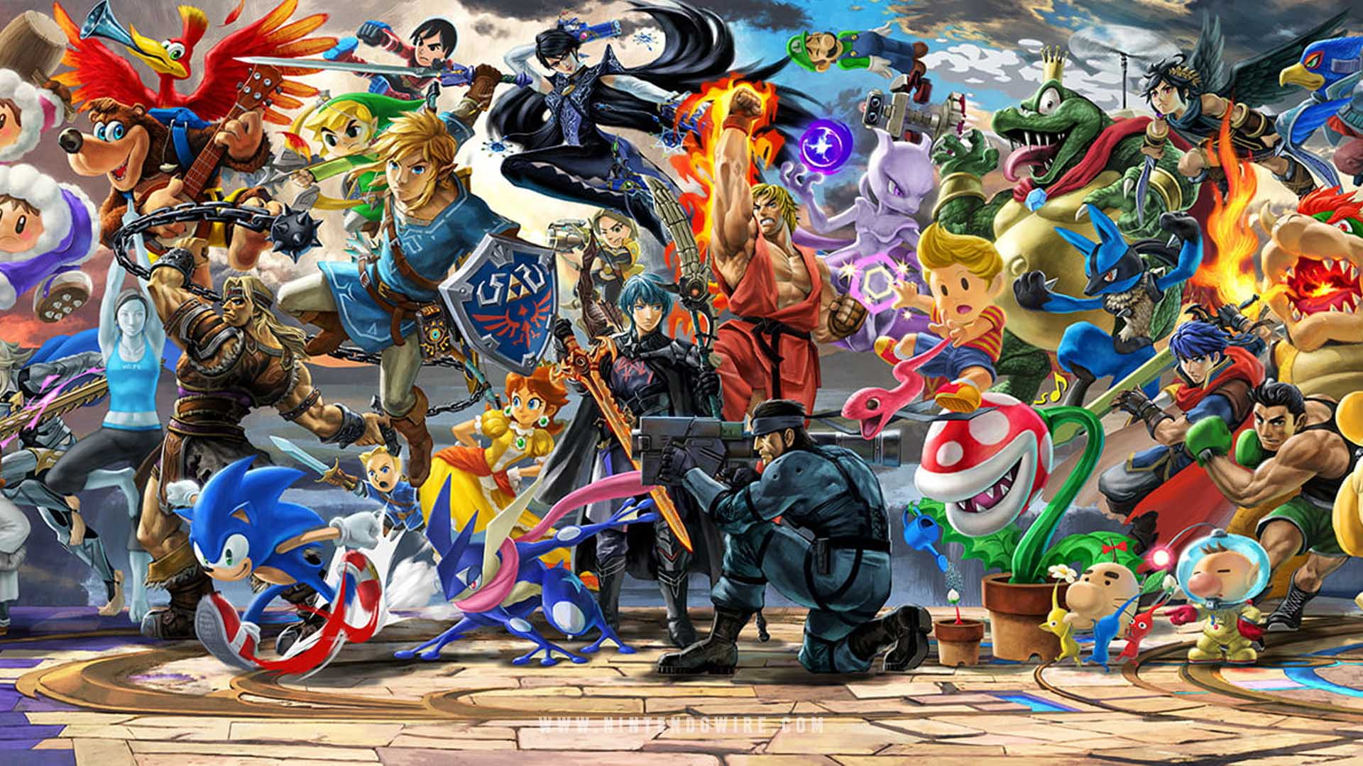Photo of New Smash Bros. Character I'm Sure Everyone Will Be Happy With is Coming Tomorrow