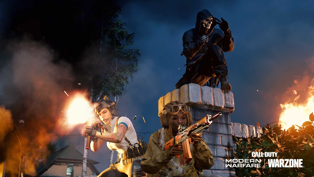 COD Warzone Trick or Treat SupplyBoxes