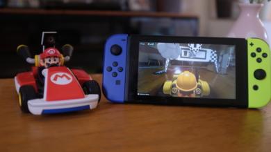 Photo of Mario Kart Live: Home Circuit Skids Across The Finish Line