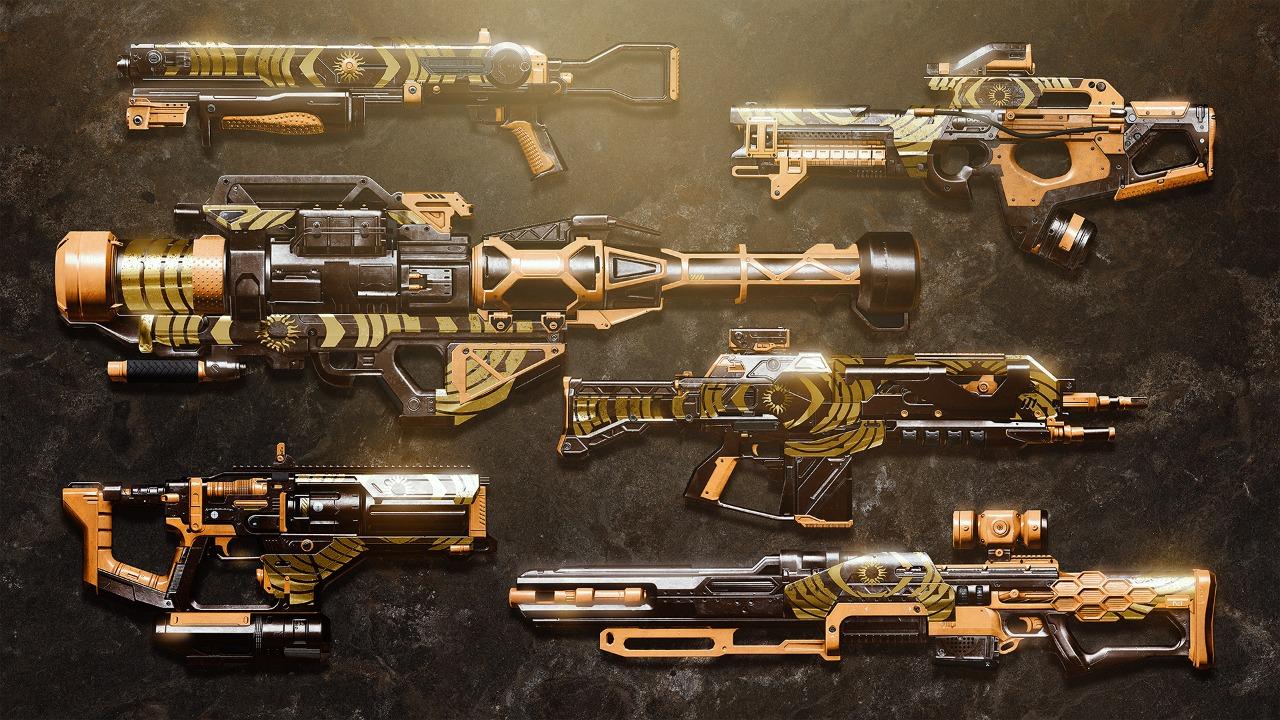 Destiny 2 Adept Weapons Mods