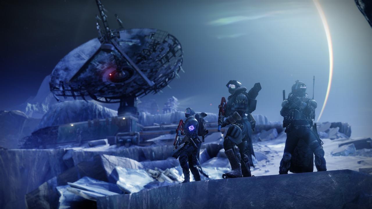 Destiny 2 Beyond Light calender
