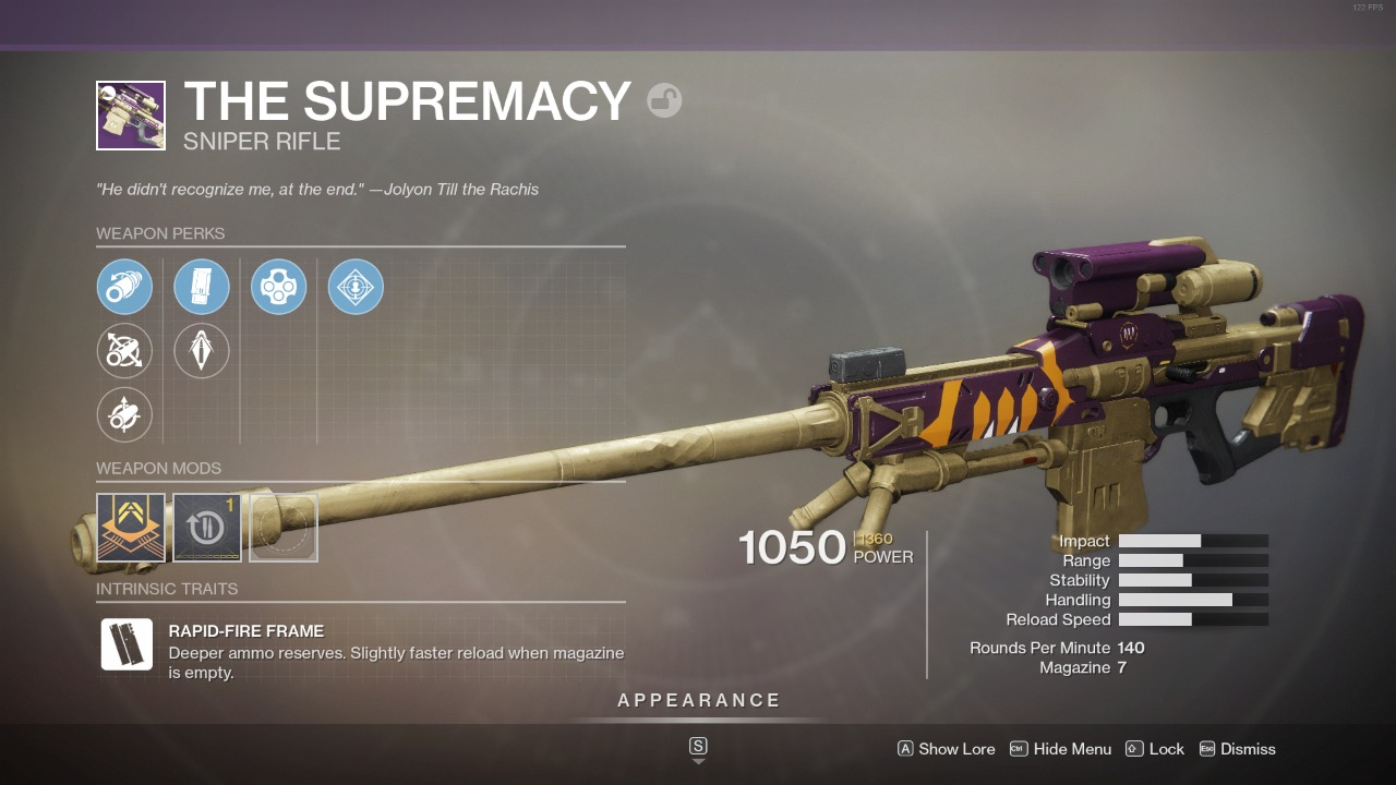 Photo of Destiny 2 The Supremacy Guide – How to Get The Supremacy & the God Roll