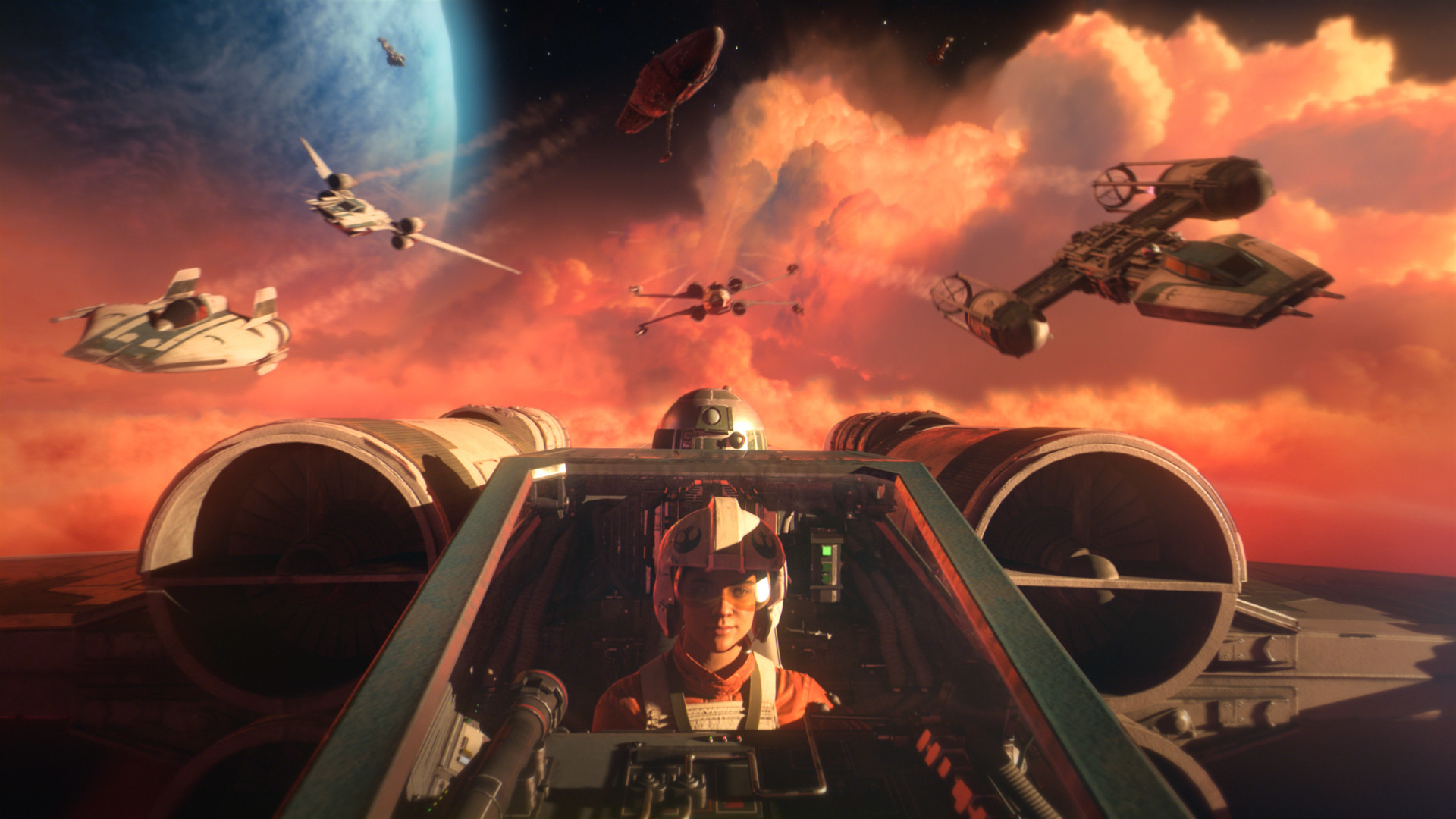 Photo of Star Wars Squadrons Repair Guide – How to Repair Your Ship