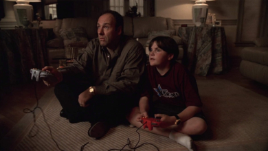 Photo of The Missing Episode of The Sopranos Where Tony Goes to WWF Raw