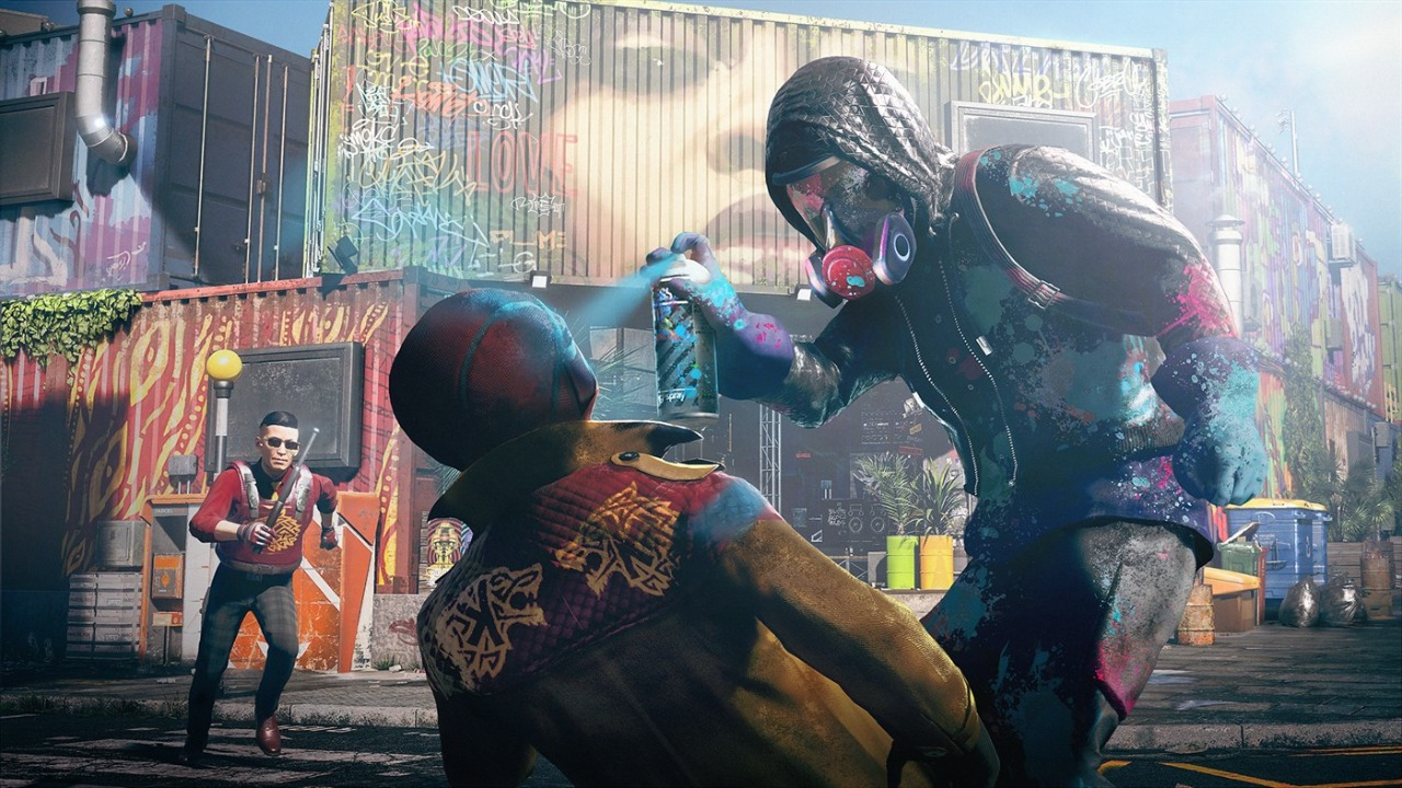 Watch Dogs Legion Burough Defiant