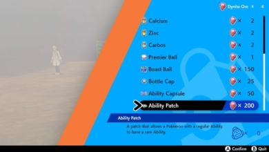 Photo of Pokemon Sword & Shield Ability Patch Guide: Where to Get the Ability Patch