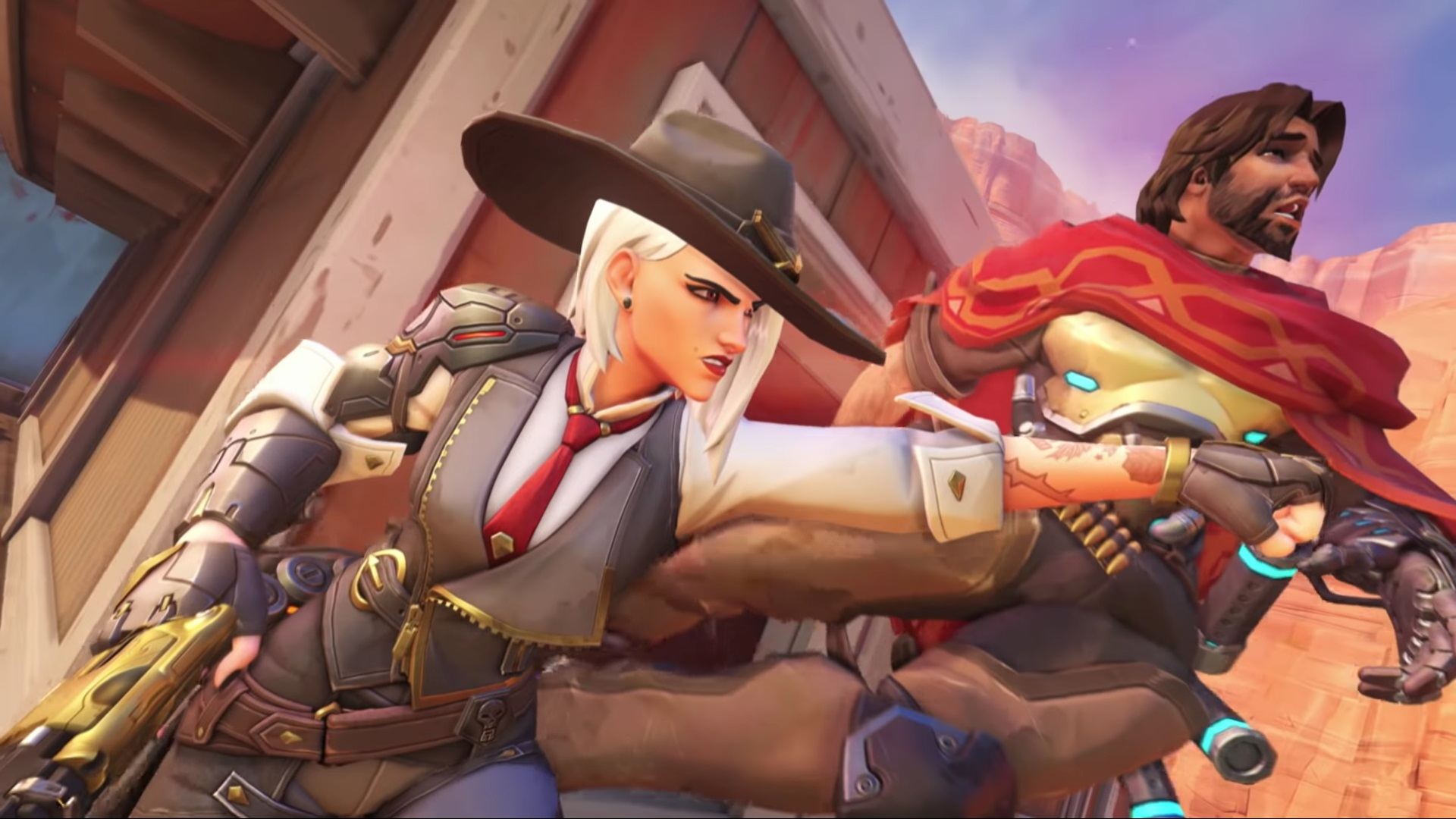 Photo of Overwatch's Next Novel Will Be a Prequel Starring Ashe and McCree