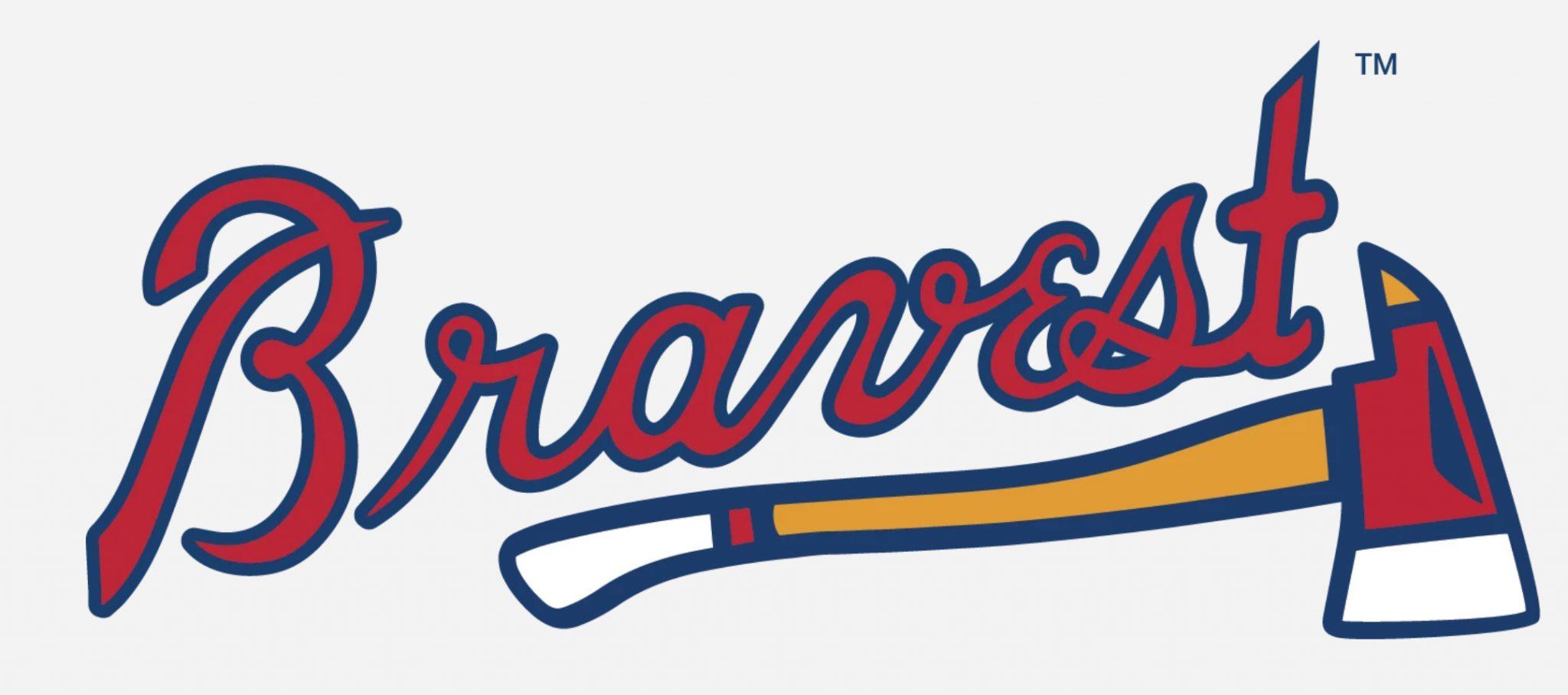 bravest atl large logo