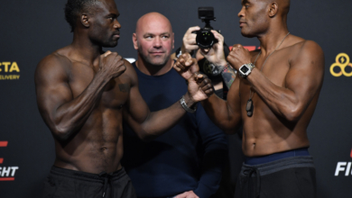 Photo of The Totally Normal, Not Weird At All UFC Guide to Hall vs. Silva