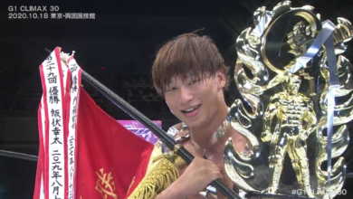 Photo of NJPW G1 Climax Nights 17-18 And Final Review: Are You There, God? I'm You, Kota Ibushi