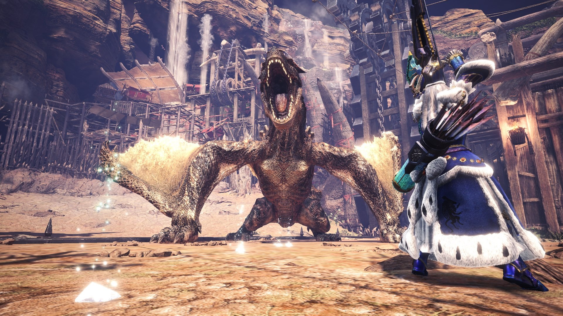 Photo of MHW Brand New Brute Event Quest Guide – True Armor Sphere