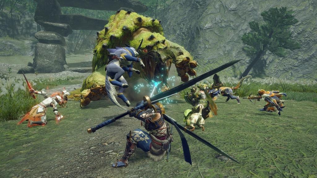 monster hunter rise palamute