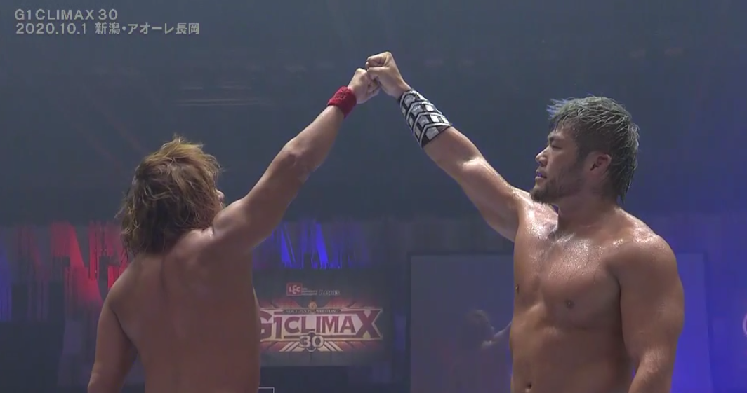 Photo of NJPW G1 Climax Nights 7-8 Review: A Gift from our Collective Boyfriend
