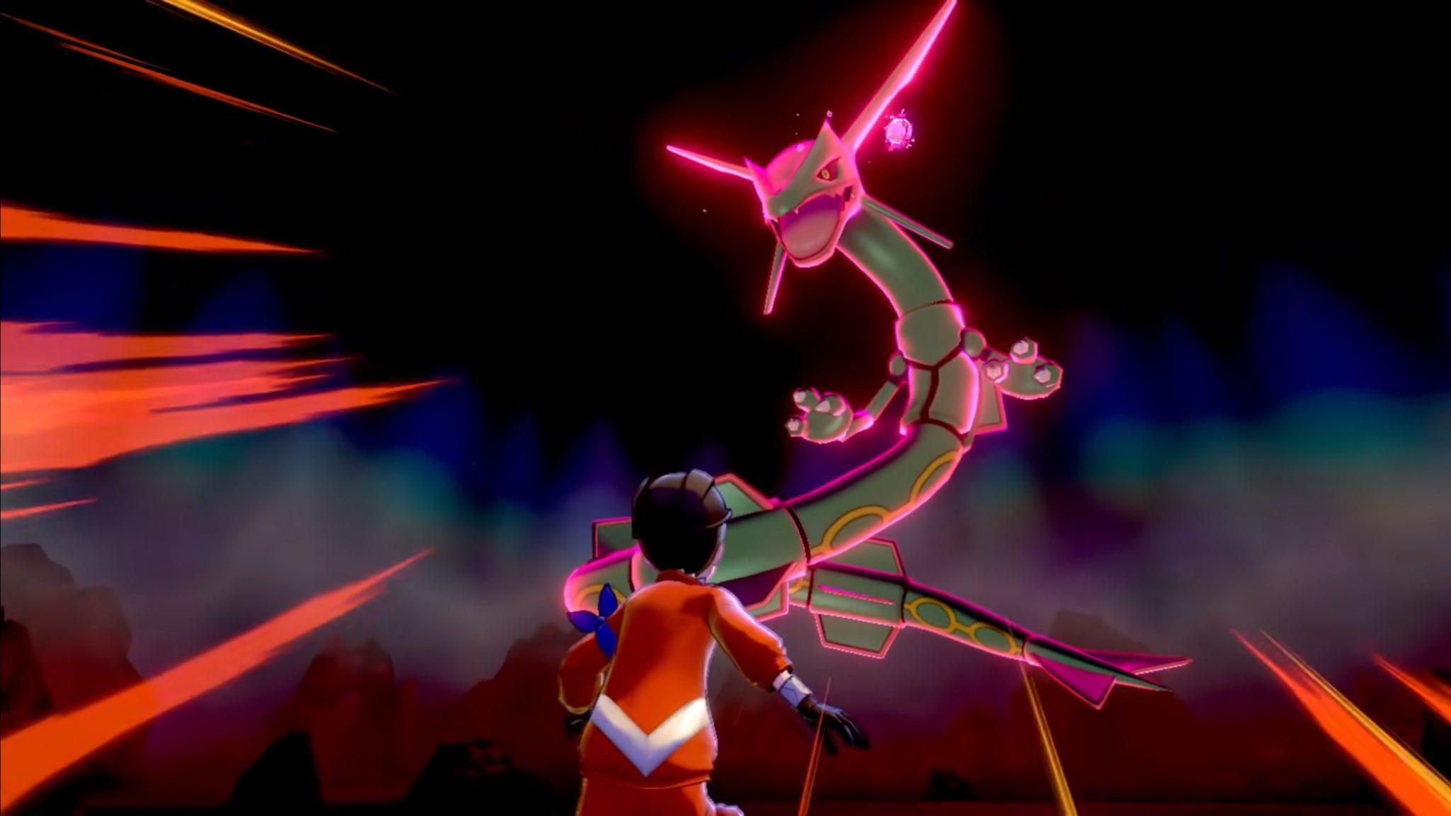 pokemon legendary battles