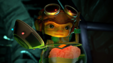 Photo of This Fucking Psychonauts 2 Level Made Of Teeth: A Review