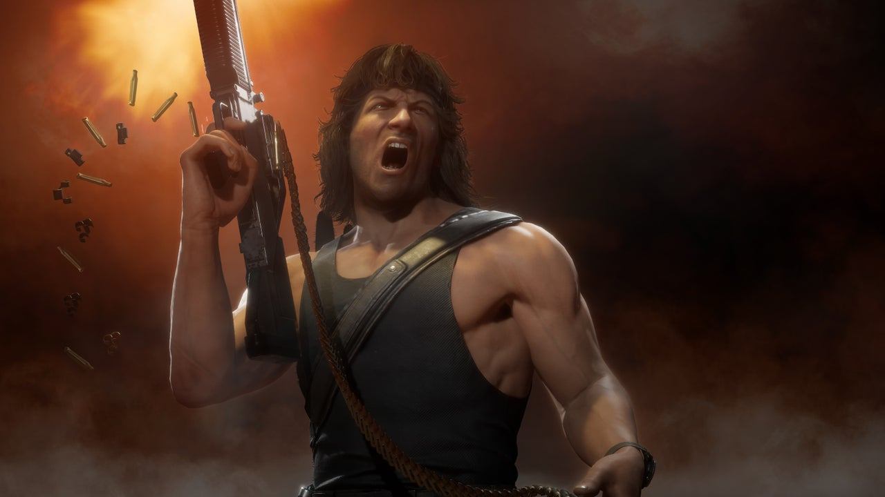 Photo of Mortal Kombat 11 Is Coming to Next-Gen Consoles, Rambo is Here For Some Reason