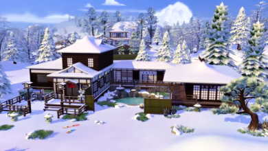 Photo of The New Sims 4 Expansion, Snowy Escape, Expands Its Cultural Diversity
