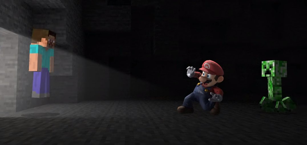 Photo of Steve From Minecraft is Super Smash Bros. Ultimate's Newest Fighter