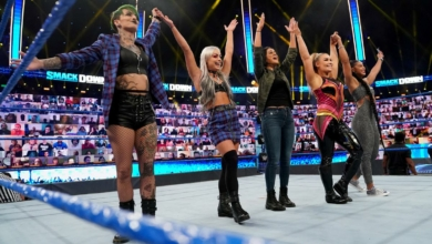 Photo of WWE Recap: Women's Wrestling Saves Company Yet Again