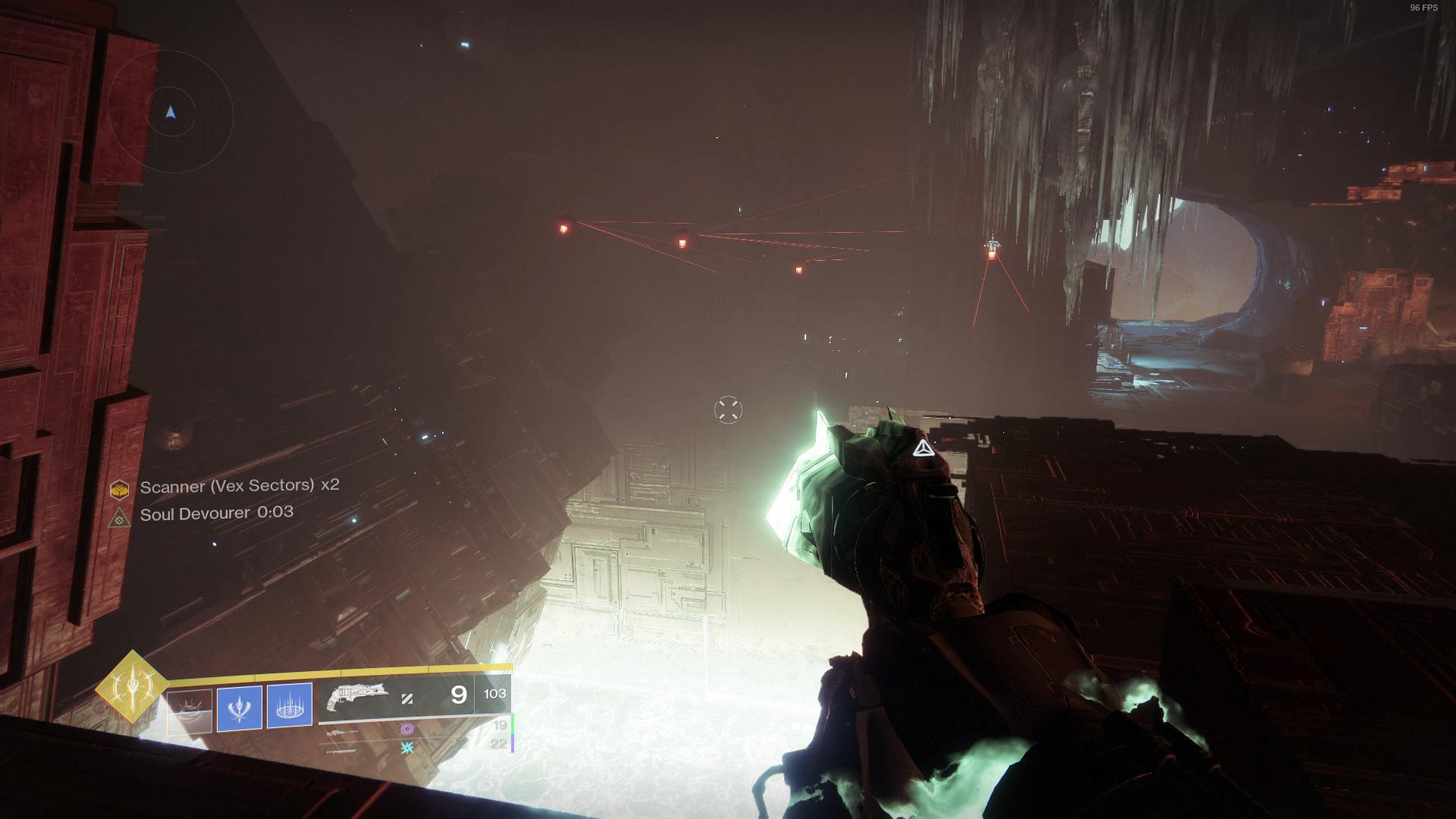 Destiny 2 Vex Sectors