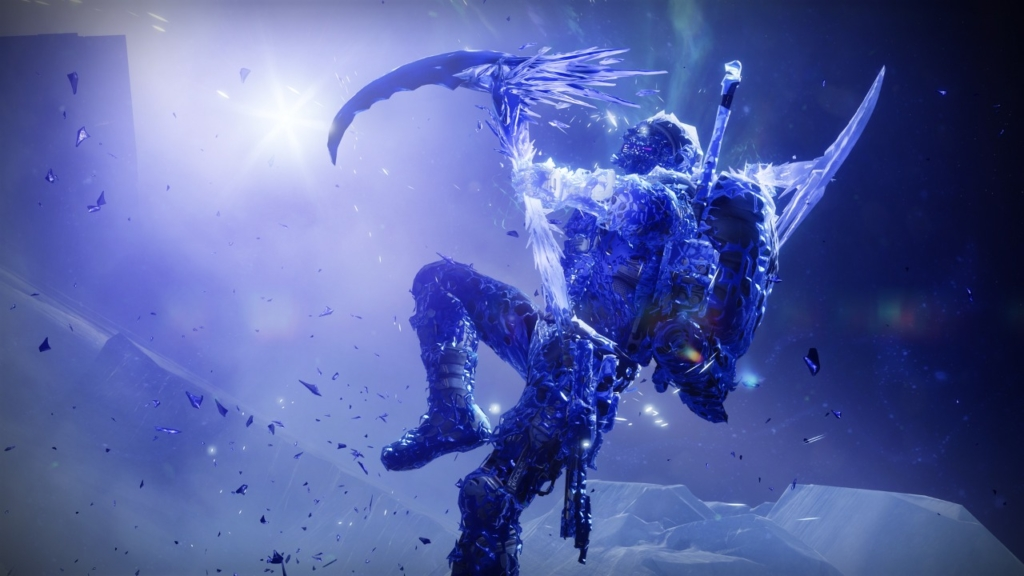 Destiny 2 Beyond Light Artifact