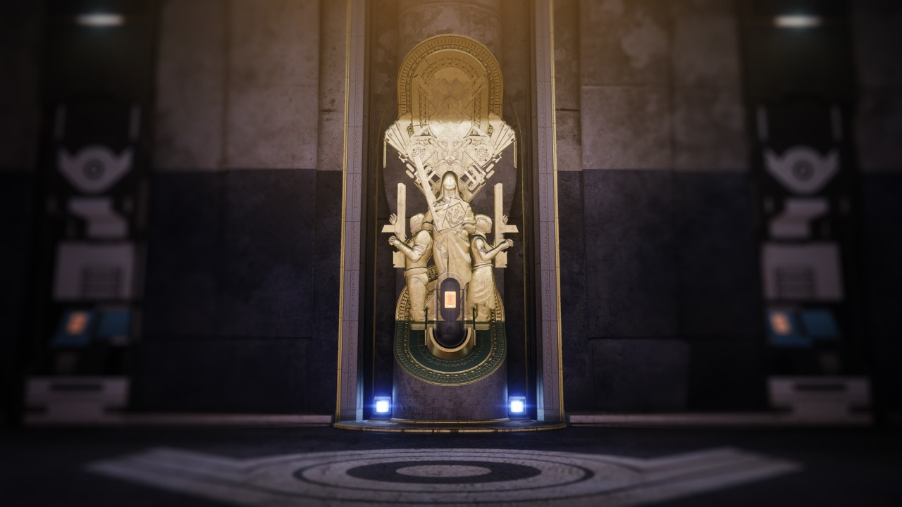 Destiny 2 Monument to Lost Lights Exotics