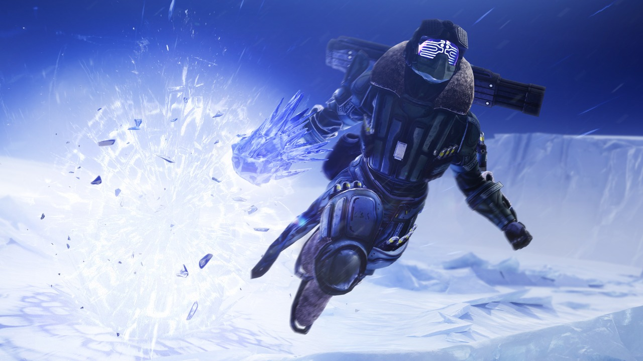 Destiny 2 Stasis Grenades