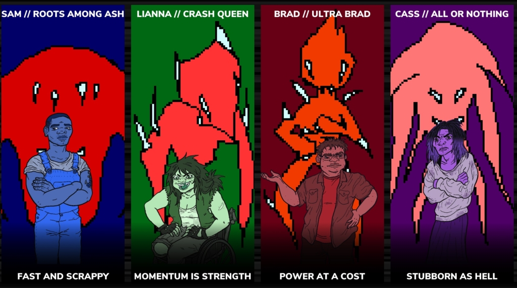 Extreme Meatpunks Forever Bound by Ash