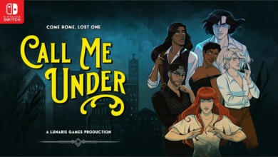 Photo of I Need Call Me Under, the 1950s Underwater Mystery With Hot Queer Romances