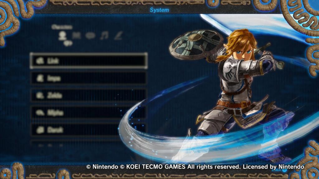 Panduan Karakter Hyrule Warriors Age Of Calamity Megsat Com