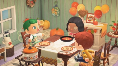 Photo of Animal Crossing's Winter Update Implies Tom Nook Knows The Story of Jesus' Crucifixion