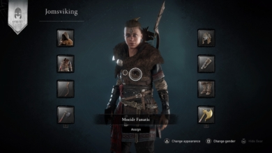 Photo of Assassin's Creed Valhalla Jomsviking Guide – Recruiting and Customizing Your Jomsviking