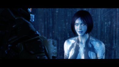 Photo of The Halo TV Series Has to Recast Cortana, So It's Bringing In Her Game Voice Actor