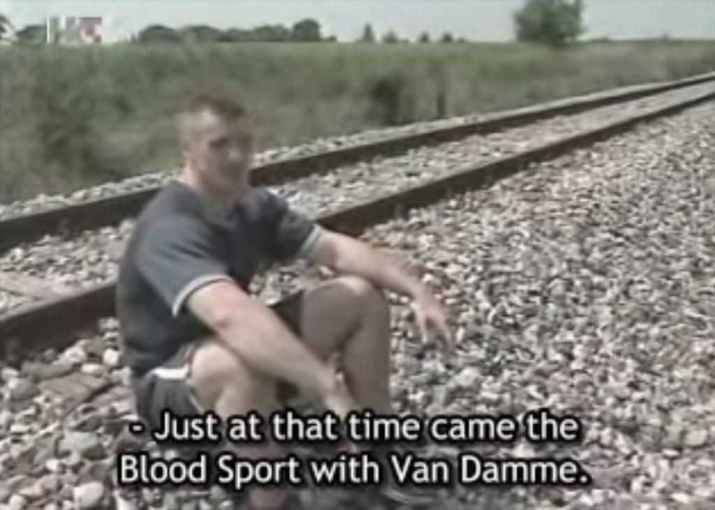 cro cop blood sport