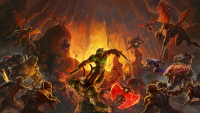 Photo of Alleged GOTY Contender Doom Eternal is Coming to Switch Next Week