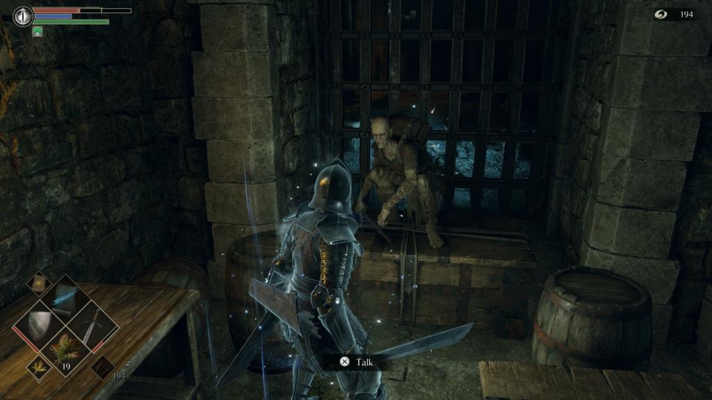 demon's souls easy mode