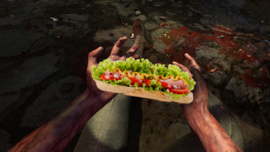 Photo of Horror Games Like Amnesia: Rebirth Keep Giving Me Hot Dog Fingers