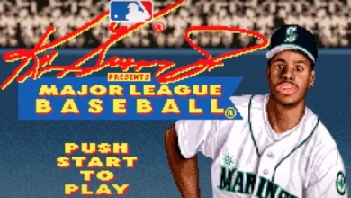 Photo of Ken Griffey Jr. Presents Major League Baseball Had the Best Music on the SNES