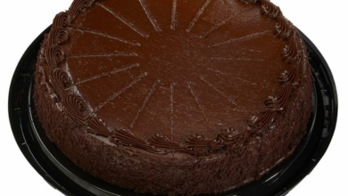 Photo of Kirkland Signature 10″ Chocolate Cake Filled with Chocolate Mousse, a Review