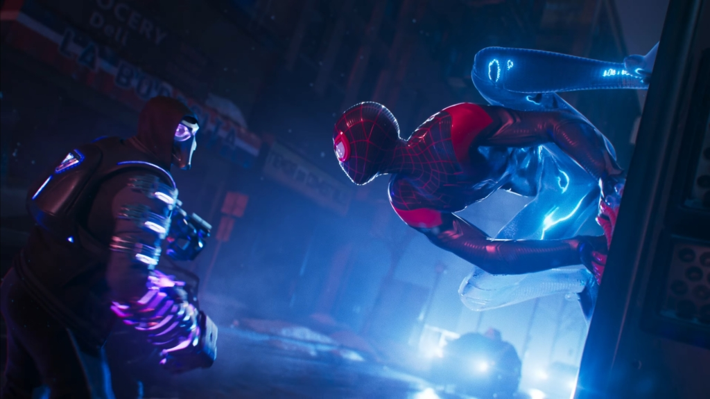 spider man miles morales review
