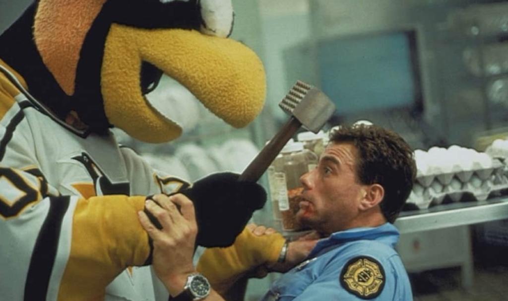 sudden death movie penguin fight