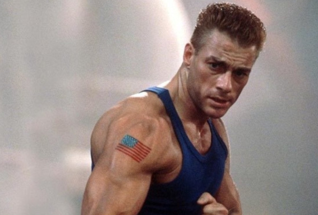 van damme street fighter