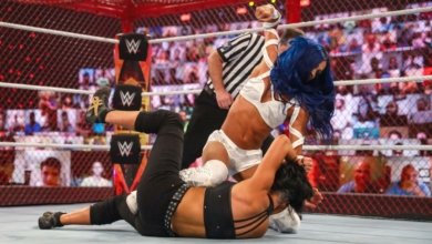 Photo of 2020 in Wrestling: Sasha Banks and Bayley Are WWE's Wrestlers of the Year