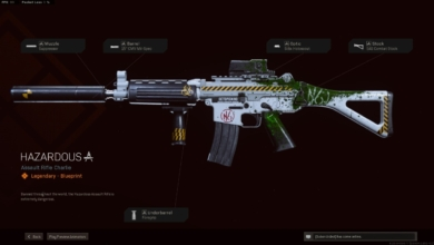 Photo of COD Warzone Hazardous Guide – How to Unlock the Hazardous Blueprint