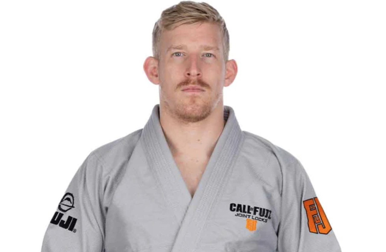Call of fuji gi top half