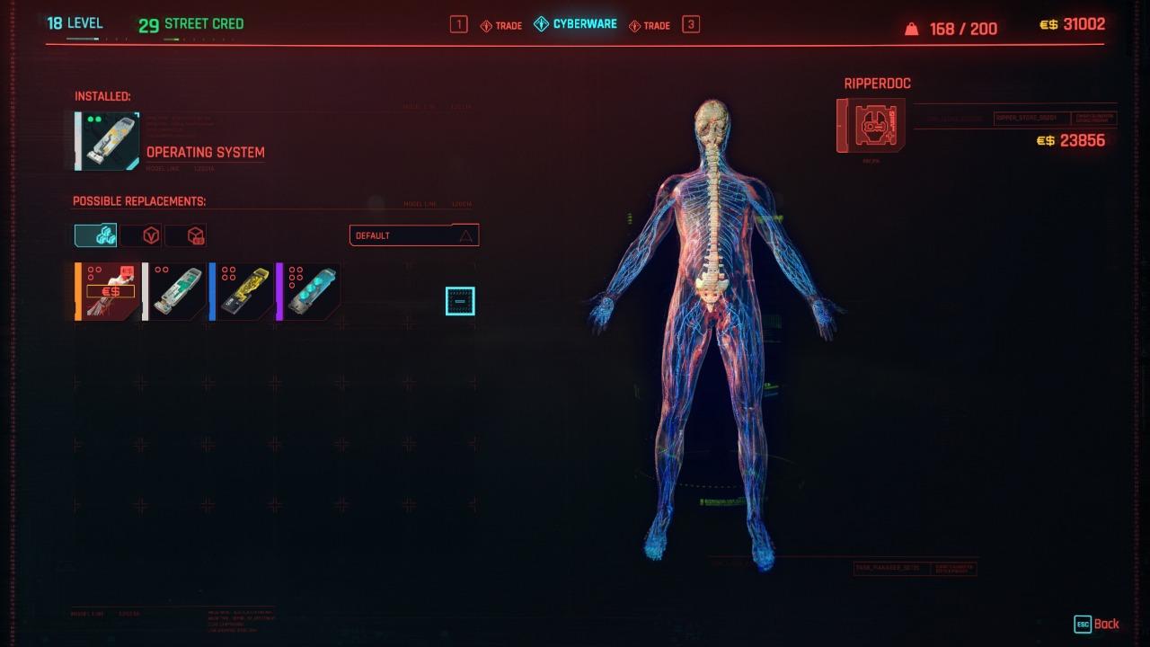 Slot Mod Quickhack Cyberpunk 2077
