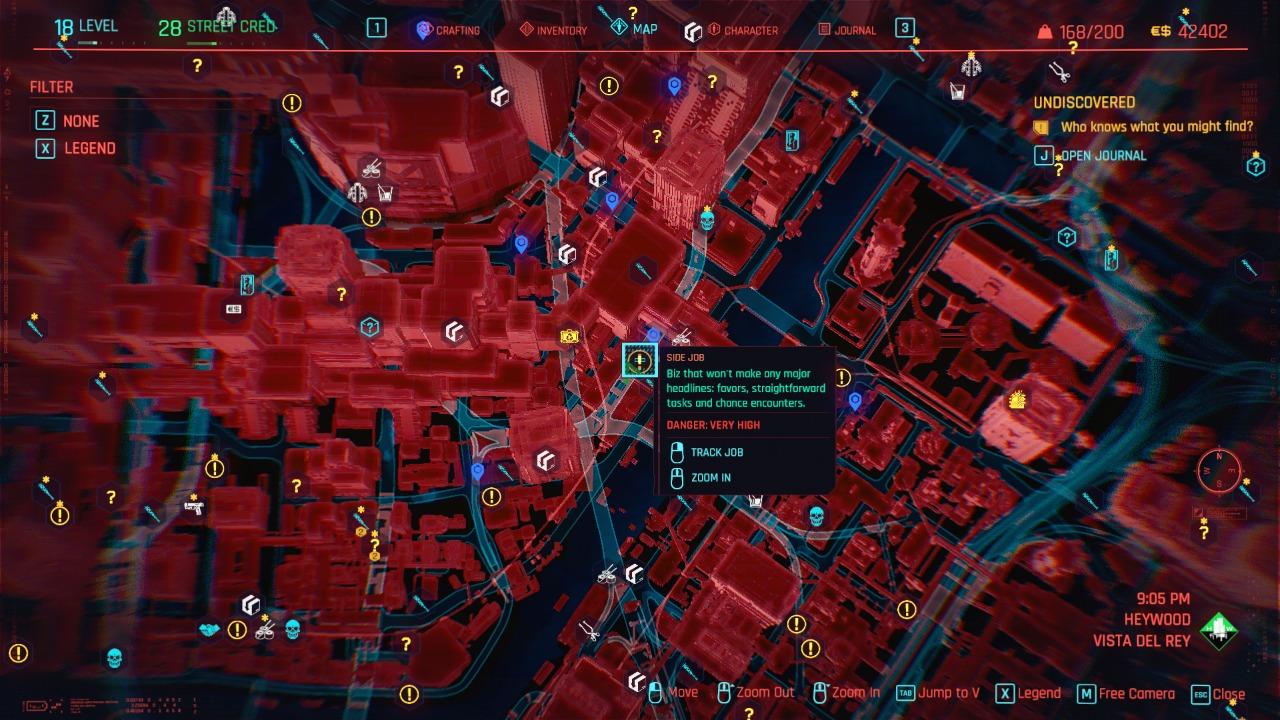 Cyberpunk 2077 Skippy
